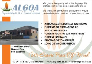 Algoa Funeral services
